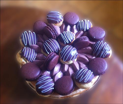 st honore chocolat